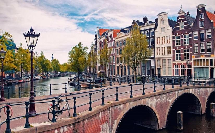 Amsterdam elfde beste stad